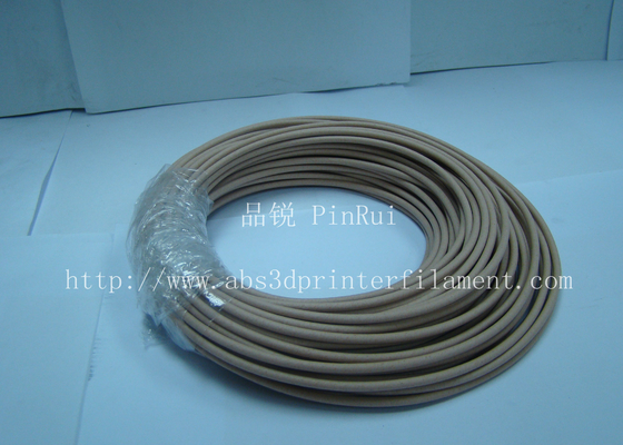 Trung Quốc 3mm / 1.75mm Anti Corrosion Wooden Filament For 3D Printing Material nhà cung cấp