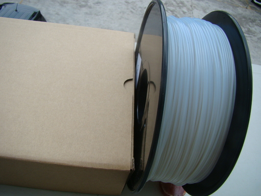 3D Printing Color Changing Filament High Performance , White To Blue