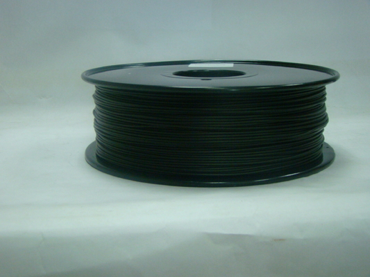 Anti - Static Conductive 3d Printer Filament 1.75 3.0mm Conductive ABS High Rigidity