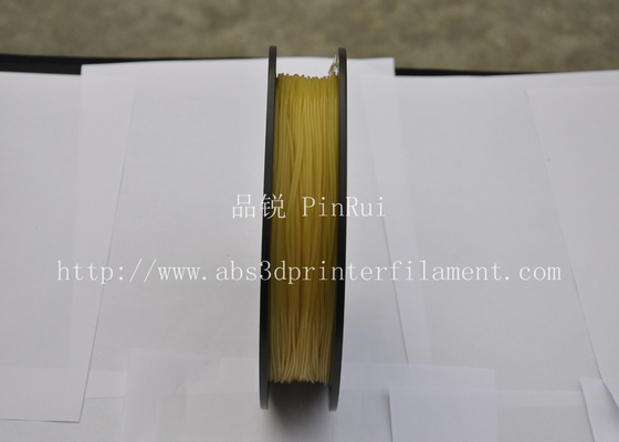 Natural color PVA water soluble 1.75 or 3mm filament  3d printing material