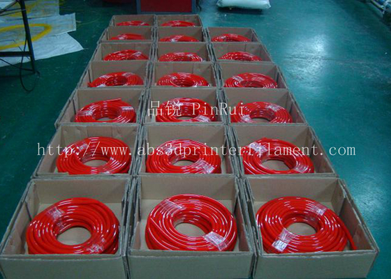 6mm / 8mm Fluorescent PVC Plastic Flexible Hose Tube UV Resistant