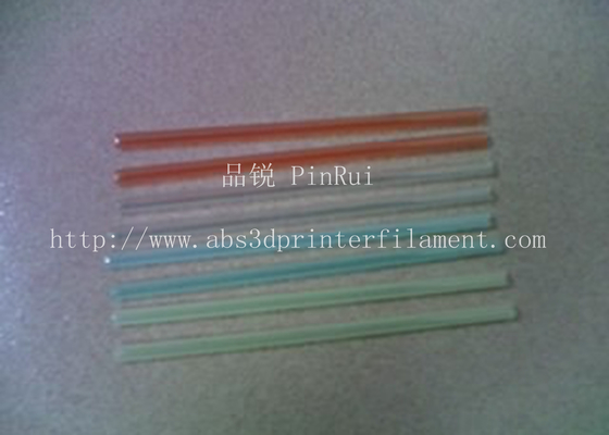 Eco - friendly PC Clear Hard Plastic Tubes With High Impact Resistance